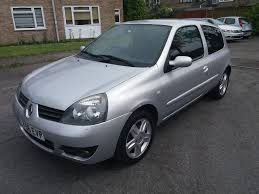 1 1 renault clio 2007 year petrol manual 112000 mile history mot 2