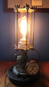 85 best desk lamp images on pinterest steampunk lamp industrial