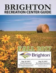 brighton recreation center brighton colorado