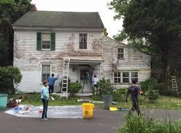 Das Haus Das Haus Der Alten Frau Ist Komplett Heruntergekommen Wie Die