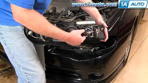 Monte Carlo Light Kit How To Install Replace Headlight Chevy Monte Carlo 00 05 1aauto