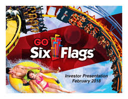 Six Flags Investors Six Flags Entertainment Corporation 2017 Q4 Results Earnings