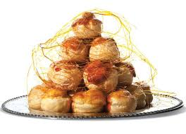 croquembouche recipe cream puffs saveur
