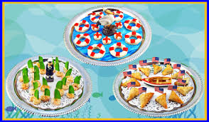 Dinner Party Hors D Oeuvre Ideas Nautical Party Food Ideas Hors D U0027oeuvre Recipes