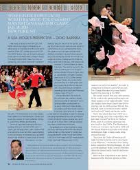 american dancer magazine march april 2014 by american dancer