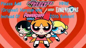topic powerpuff girls change org