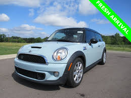 blue station wagon mini cooper s station wagon in michigan for sale used cars on