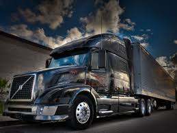 black volvo truck wallpapers pickup truck free hd wallpapers