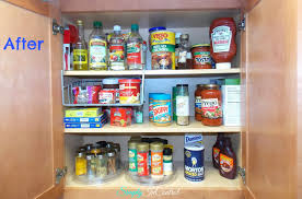 simply in control small pantry organization