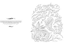 sweeter than honey a coloring book to nourish your soul lindsay