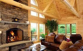 the lee log home 4254 sq ft beaver mountain