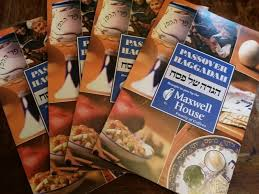 haggadah maxwell house the kids are grown now what april 2016