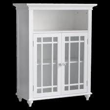 2 Door Floor Cabinet Neal 2 Door Floor Cabinet White Home Fashions Target