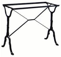 Tesco Bistro Table Cast Iron Bistro Table Base U2013 Valeria Furniture