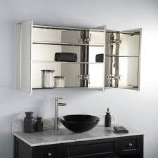 Lighted Bathroom Mirror Cabinets Astonishing Lighted Bathroom Mirror Cabinet Medicine Cabinets On