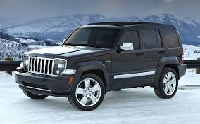 black jeep liberty with black rims jeep liberty compact suv car pictures