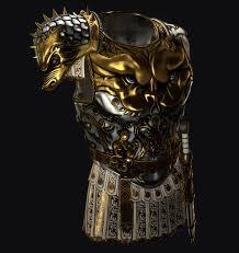 artstation king ov hell god armor charly mirror