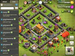 image for clash of clans level badges before there were league badges how they looked like