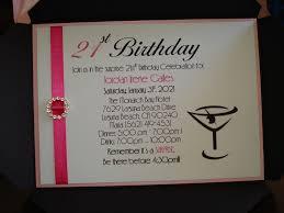 21st birthday party invites invitation ideas