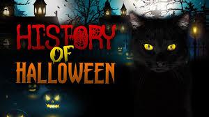 the history of halloween halloween origins youtube