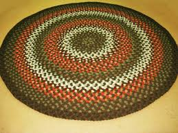rugged fabulous kitchen rug red rugs and round braided rug