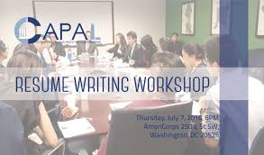 resume writing certification conference on asian pacific american leadership capal 2016 resume writing workshop