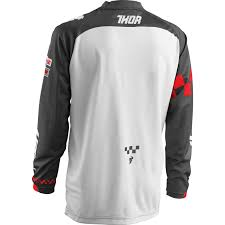 thor motocross jersey thor phase 2016 ramble motocross jersey no fade graphics off road