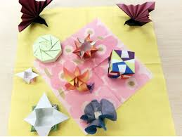 Origami Paper Works - family friendly origami paper folding class in tokyo with
