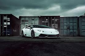 Lamborghini Huracan White Black Rims - photoshoot bianco avus lamborghini huracán gets adv 1 wheels my