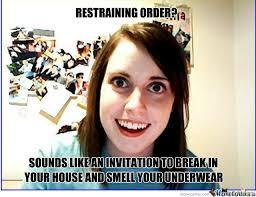 Over Obsessive Girlfriend Meme - the overly obsessive girlfriend by spudnik69 meme center