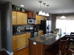 Kitchen Cabinet Distributor Interior Small Kitchen Design With White Timberlake Cabinets And