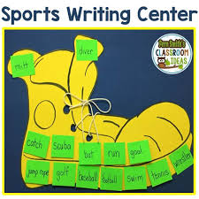 center ideas inexpensive sports writing center ideas fern smith s classroom