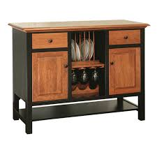 wooden storage chests and trunks cherry wood buffet server built