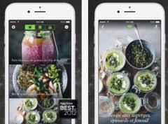 application cuisine superbe app cuisine iphone et offerte actuellement
