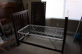 Crib Mattress Springs Coffee And A Crib The Papillons