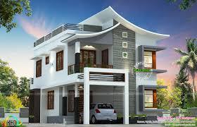 kerala house designs 4 bedroom modern home 1885 sq ft house plan