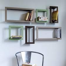nice ideas wall shelves for books contemporary 33 creative