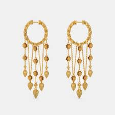 gold earrings online buy 150 22k yellow gold earring designs online in india 2017