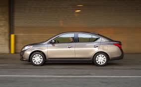 2012 nissan versa reviews and rating motor trend