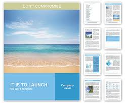 sea summer word template u0026 design id 0000008408 smiletemplates com