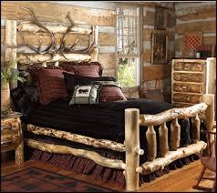 Log Cabin Bedroom Ideas Decorating Theme Bedrooms Maries Manor Log Cabin Rustic Style Log