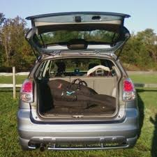 trunk space toyota corolla cellomom on cars review toyota matrix verso