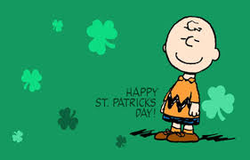 snoopy wallpaper st patrick u0027s day wallpapersafari