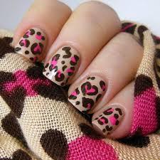 15 cheetah or leopard nail designs leopard nail designs leopard