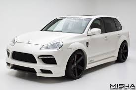 2006 Porsche Cayenne - porsche cayenne by misha designstuningcult