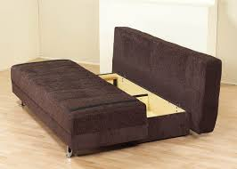 Sleeper Sofa With Storage Chic Storage Futon Bed Ideas Radionigerialagos
