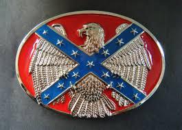 Flags American Eagle Old Usa American Cross Stars Flag Belt Buckle