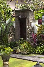 Balinese Garden Design Ideas Gate Bali Traditional Design At White Bali Hotels