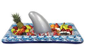 halloween inflatable cooler inflatable shark buffet cooler the green head