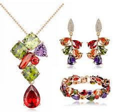 necklace set images images Jewelry sets buy jewelry sets online at best prices in uae jpg